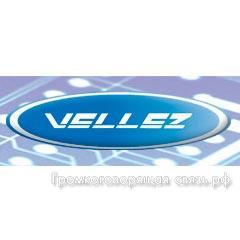 Логотип Веллез