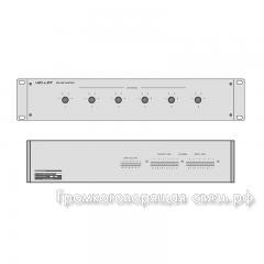 Блок регуляторов уровня входного сигнала БВРП01-1/10 - фото