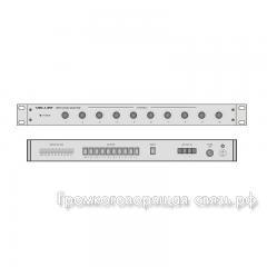 Блок регуляторов уровня входного сигнала БВРП01-1/16 - фото