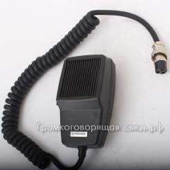 Микрофон к стойке оповещения ВЕЛЛЕЗ-ш 120 - фото 5