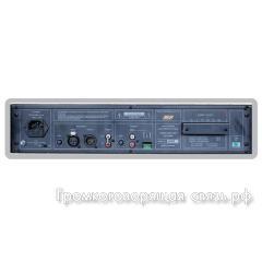 Задняя панель усилителя SM 200N